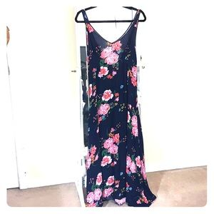 Intimately by Free People floral maxi dress